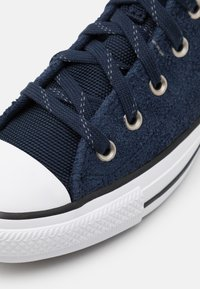 Converse - CHUCK TAYLOR ALL STAR UNISEX - High-top trainers - obsidian/white/black - 5