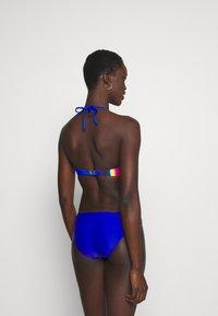 Polo Ralph Lauren - BANDEAU BRA - Bikini top - multi color - 2