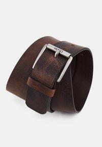 HUGO - GABI - Belt - dark brown - 2