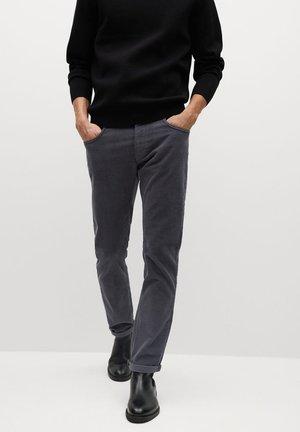 BARDEM - Trousers - anthrazit