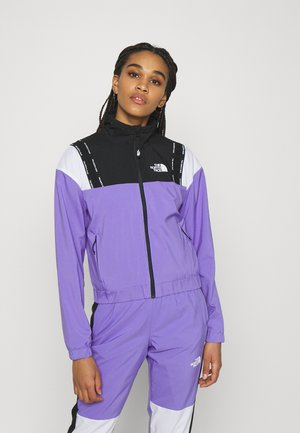 WIND JACKET - Training jacket - pop purple/black