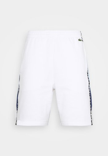 SHORT  - Urheilushortsit - white