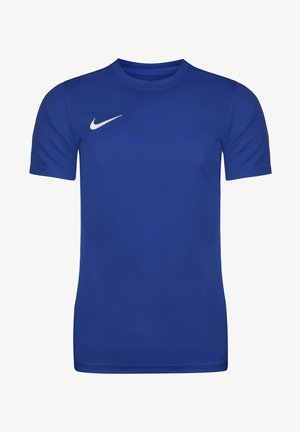 DRI-FIT PARK - T-shirt basic - royal blue / white