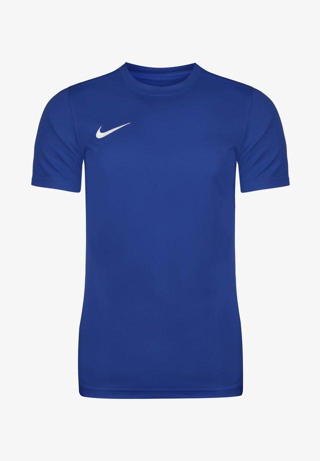 DRI-FIT PARK - T-shirt basique - royal blue / white