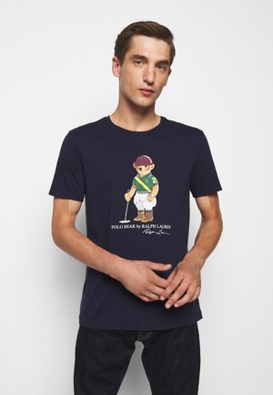 T-Shirt print - cruise navy
