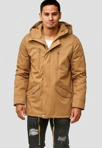 INDICODE JEANS - Winter jacket - brown - 0