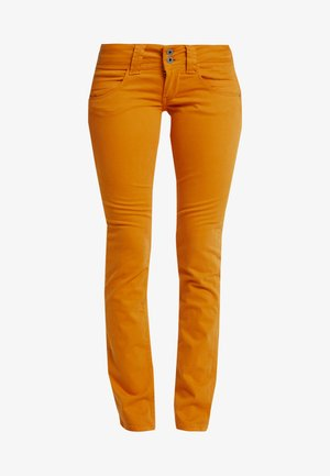VENUS - Trousers - stretch sateen (smu)