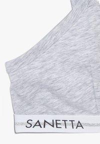 Sanetta - BRA SPORT - Podprsenka pod tričko - hellgrau melange - 2