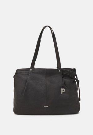 WAVE - Handbag - schwarz