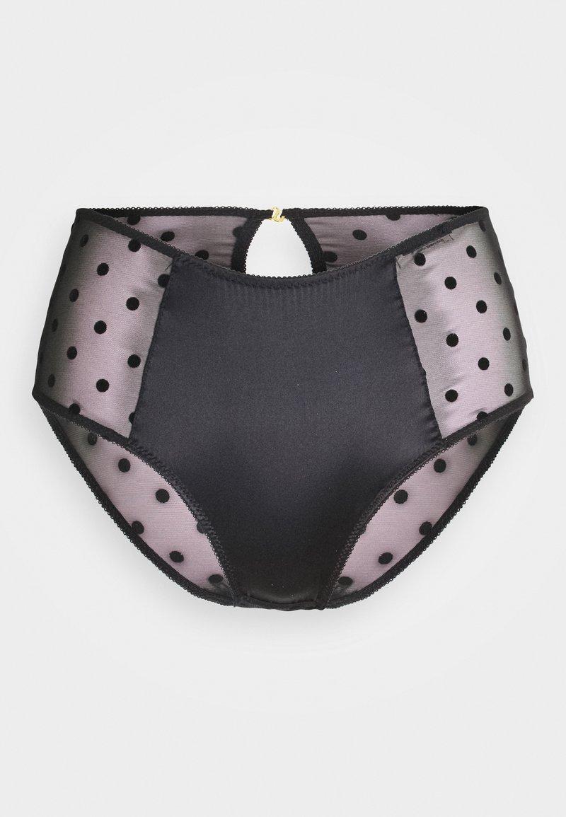 Le Petit Trou - BRIEFS AMBER - Slip - black