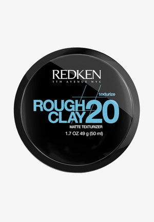 REDKEN ROUGH CLAY 20, MATTIERENDE PASTE FÜR EINEN INTENSIVEN MATTEFFEKT - Hair styling - -