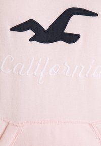 Hollister Co. - TERRY TECH CORE - Hoodie - pink - 6