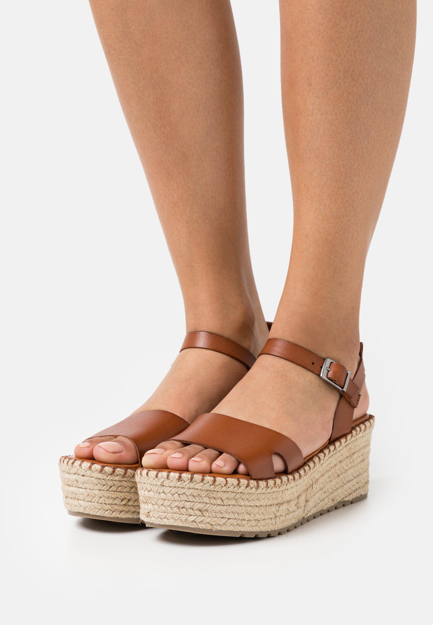 Women CUCA - Platform sandals