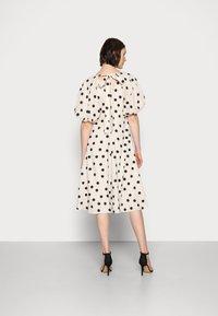Love Copenhagen - VETA DRESS - Day dress - sesame dot - 2