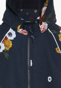 Name it - NMFALFA SUIT BIG FLOWER  - Mono para la nieve - dark sapphire - 5