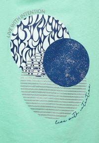 Street One - Print T-shirt - grün - 4