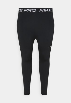 PLUS - Leggings - black