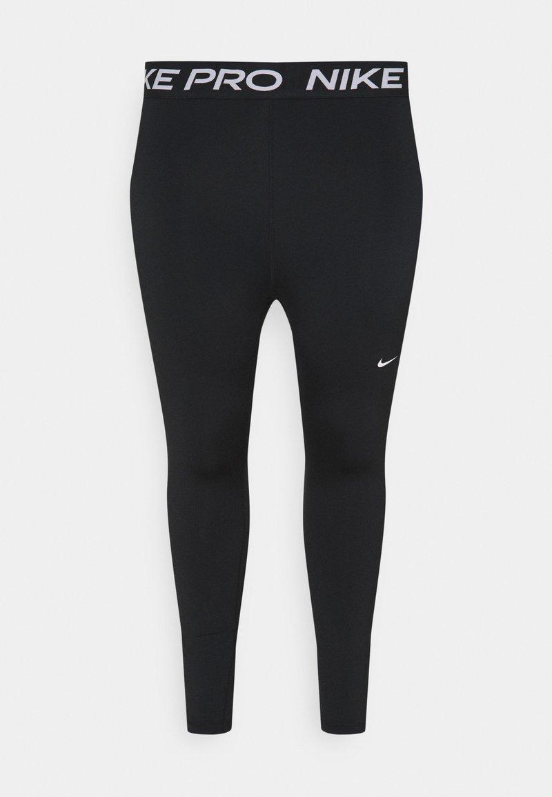 Nike Performance - PLUS - Leggings - black