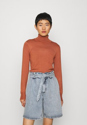 ASTRID ROLL NECK - Jumper - sierra