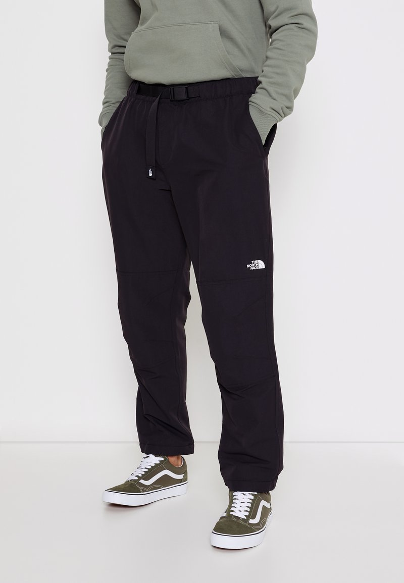The North Face - EXPLORATION CONVERTIBLE PANT - Trousers - black