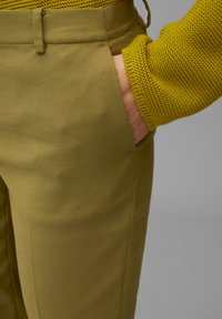Marc O'Polo - TORUP - Trousers - olive green - 4