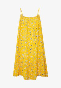 Superdry - DAISY BEACH DRESS - Korte jurk - yellow floral - 3