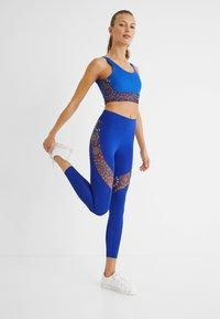 Desigual - Legging - blue - 1
