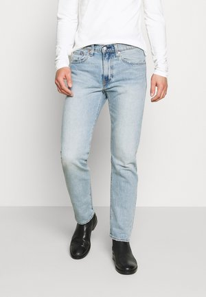 502™ TAPER - Džíny Slim Fit - light-blue denim