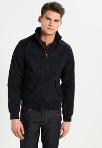 Merc - HARRINGTON - Bomberjacks - navy - 0