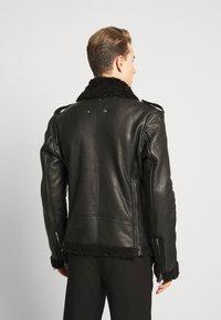 Be Edgy - KILIAN - Leather jacket - black - 2