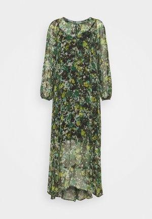 DRESS CRINKLE CHI - Maxi dress - green