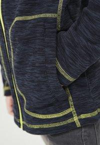 ZIGZAG - TAEBAEK KIDS ACTIV - Fleece jacket - 2048 navy blazer - 5