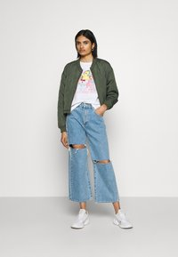 Abrand Jeans - A STREET ALINE - Jeans straight leg - freedom - 1