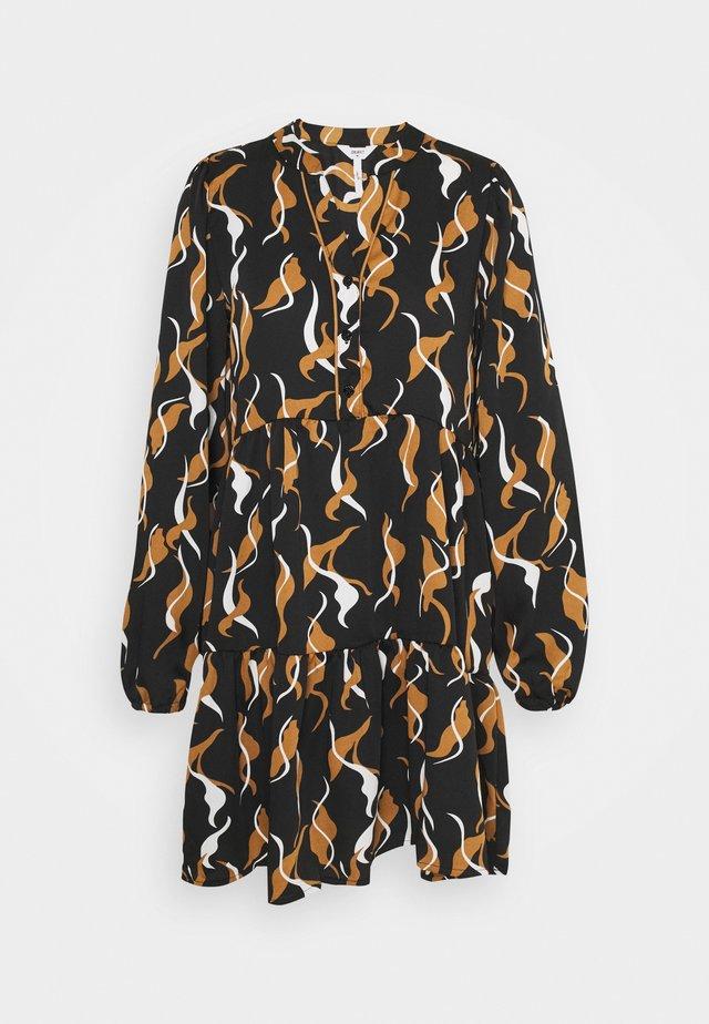 OBJHELENA DRESS - Hverdagskjoler - black