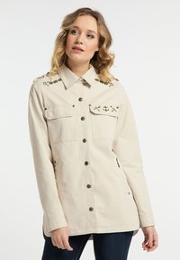 DreiMaster - Summer jacket - cream - 0