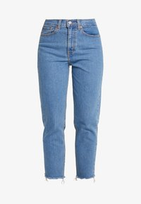 Levi's® - MOM JEAN - Jeans Tapered Fit - pacific sky - 4