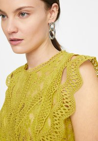 comma - Blouse - green - 2
