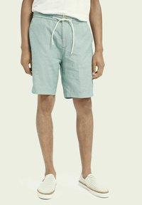 Scotch & Soda - FAVE BEACH  - Shorts - sage - 0