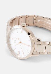 BOSS - FAITH - Watch - roségold-coloured/silver-coloured - 3