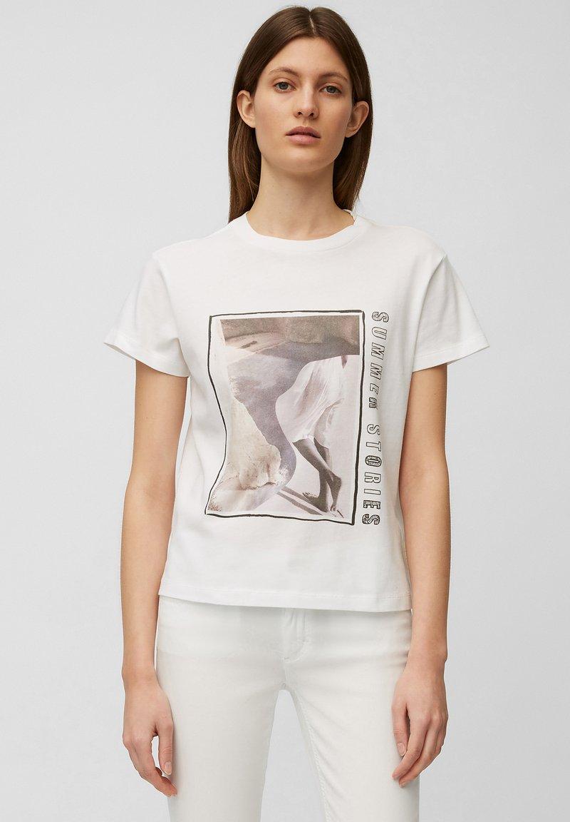 Marc O'Polo - Print T-shirt - multi/jersey