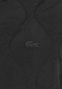 Lacoste - Light jacket - black - 2