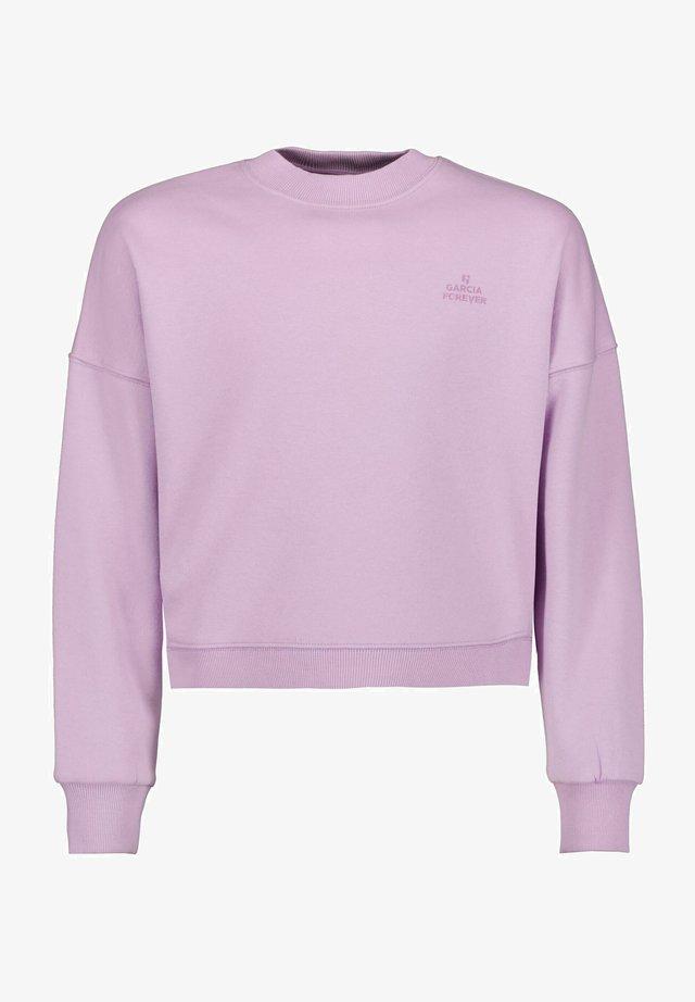 Sweater - lila love
