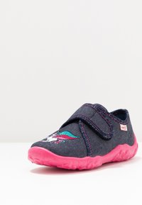 Superfit - BONNY - Domácí obuv - blau - 2