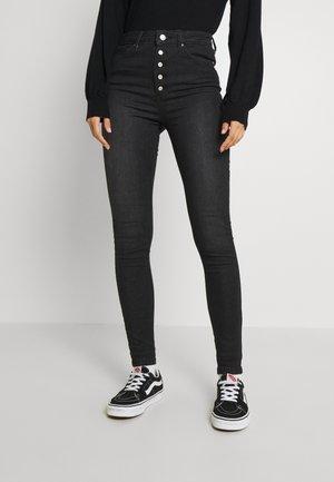 VMJOY - Jeans Skinny Fit - black denim