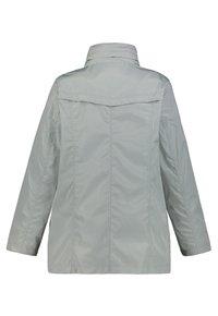 Ulla Popken - Light jacket - zinkgrau - 6