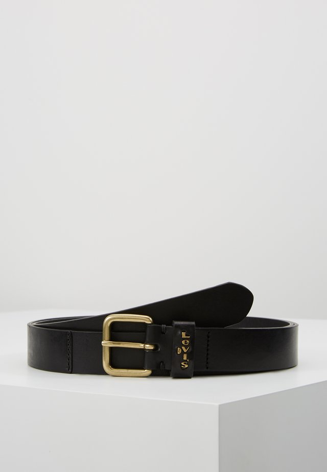 CALYPSO PLUS - Ceinture - regular black