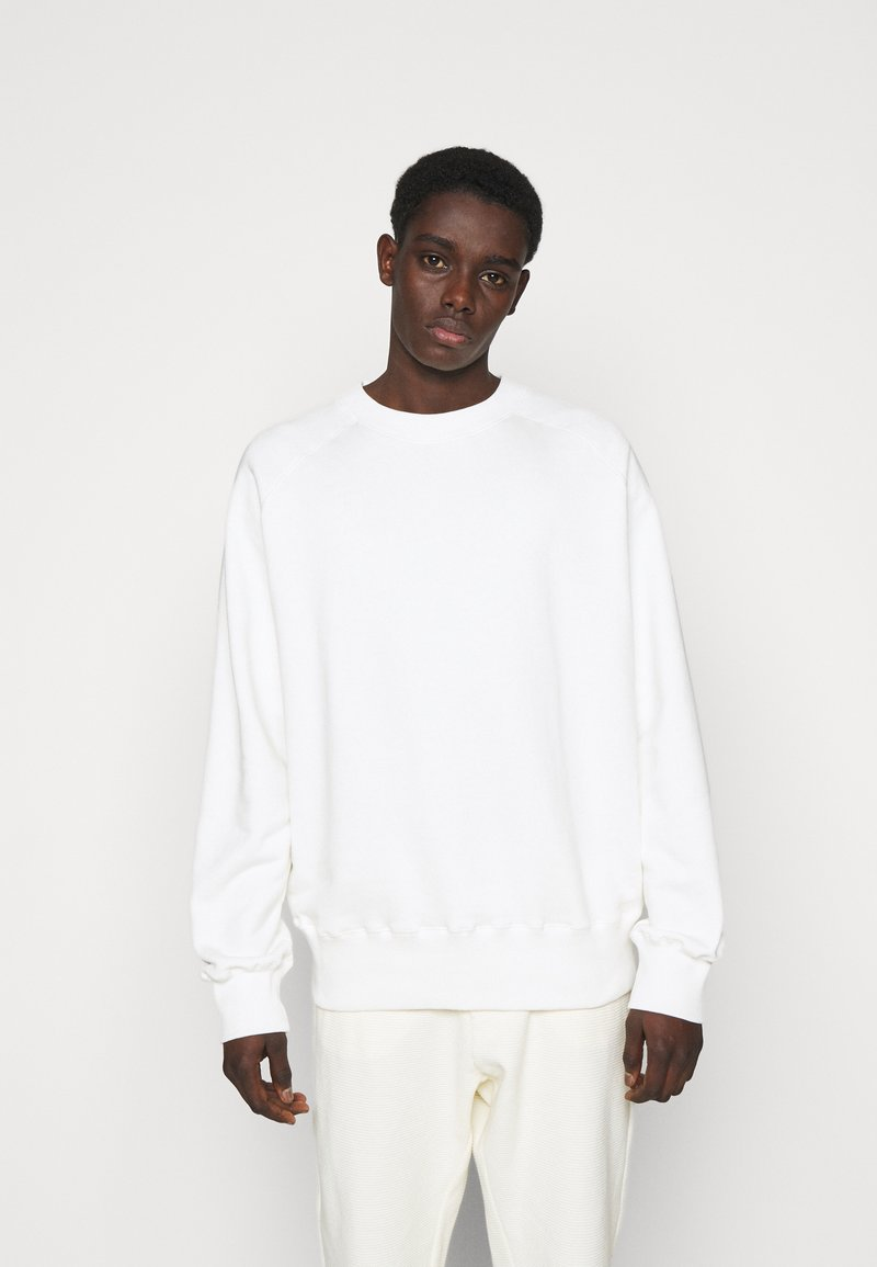 oftt - HEAVYWEIGHT RAGLAN - Sweatshirt - off-white