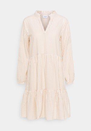 FRINKA DRESS - Day dress - brown