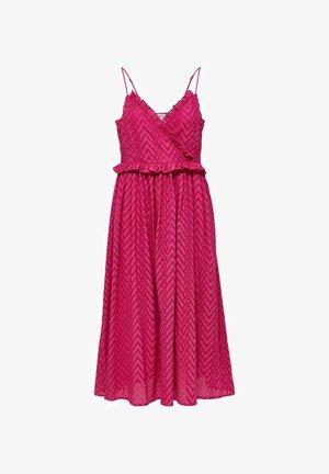 SLFJOSA  - Robe d'été - rose violet