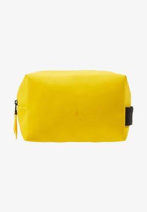 WASH BAG SMALL UNISEX - Toilettas - yellow